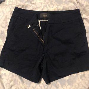 JCrew Chino Shorts - Navy